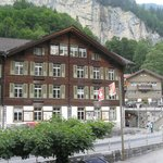 Photo de Hotel Staubbach