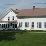 1840 Bed and Breakfast farmhouse
