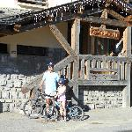 Mountain bike hire from the Renardiere