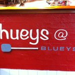 Hueys At Blueys Pizzeria and Bar