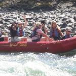  Rafting and Laughing!