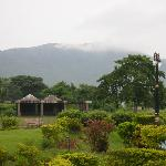 Eastern ghats viewed from OTDC