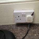 Dangerous Electrical Socket