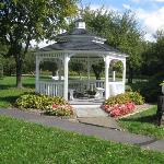  Flower garden gazebo