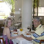  Restaurante do hotel