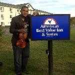 Bild från Americas Best Value Inn & Suites Flint Airport