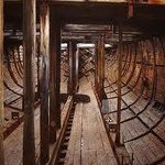 Visit The hull of the ship