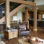 Foto de Lone Elk Lodge Bed & Breakfast