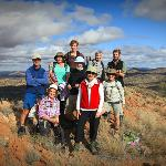 Our Group Trek Larapinta