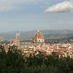  View from the nearby Piazzale Michelangelo