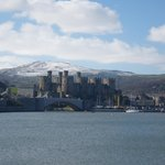 Conwy in April