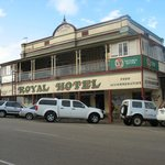 Φωτογραφία: Royal Hotel Herberton