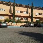Photo de Hotel Caceres Golf