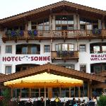  Activ Sunny Hotel Sonne