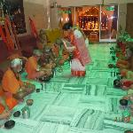 serving brahmins by visitor