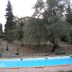  Veduta dalla piscina