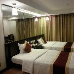 New World Hotel resmi