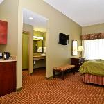 Foto de BEST WESTERN PLUS Two Rivers Hotel & Suites
