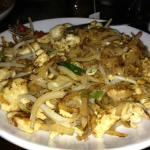 Chicken Pad Thai, my favorite