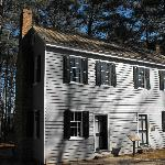  &quot;The Grey House,&quot; circa 1790