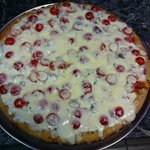 Our Focaccia Pizza