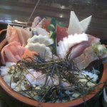 Chirashi - a great choice
