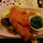 My delicious Fish and Chips
