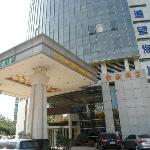 South China Harbour Horizon Hotel resmi