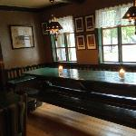  The old dining room (or bar)