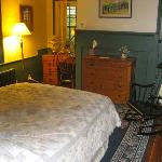 Φωτογραφία: Gilbert's Bed and Breakfast