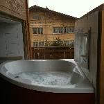  le jacuzzi roulant