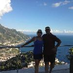 View from hike to Ravello from Minori