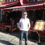 Great time @ the Sultan Hostel in Istanbul