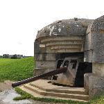  Normandy Beach - Large Gun Bunker