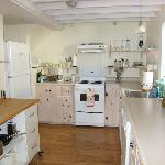 Sea Loft Cottage - Kitchen