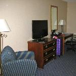 صورة فوتوغرافية لـ ‪Holiday Inn Express Des Moines/Drake University‬