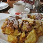  Kaiserschmarrn @ Caf Central