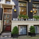 Photo of Hotel Zandbergen Amsterdam