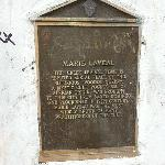  Marker for Marie Laveau