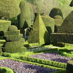  The topiary garden