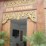 Foto di Don Giovanni / Balinese Suites y Gelateria