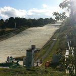200m main slope with misting system