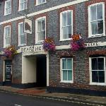 Font of Bear Hotel Havant