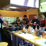 "Strewn WInery ""Wine Country Cooking School"""