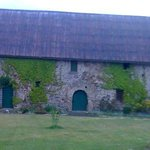 The old cottages at La Renaudiere Feret