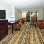 OUR SPACIOUS ROOMS ARE CLEAN AND COMFORTABLE