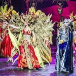 Photo of Golden Mask Dynasty Show