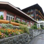  Hotel Silberhorn - Main building