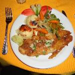 St.Paul's spicy cajun snapper fillet