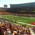Minnesota vs. New Hampshire-Sept 2012, TCF Bank Stadium